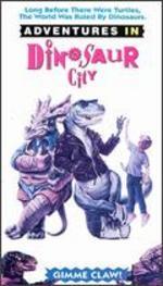 Adventures in Dinosaur City - Brett Thompson