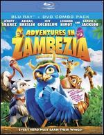 Adventures in Zambezia [Blu-ray/DVD]