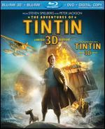 Adventures of Tintin [Blu-ray/DVD] [3D]