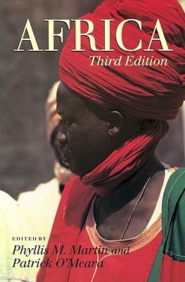 Africa - Martin, Phyllis M (Editor)