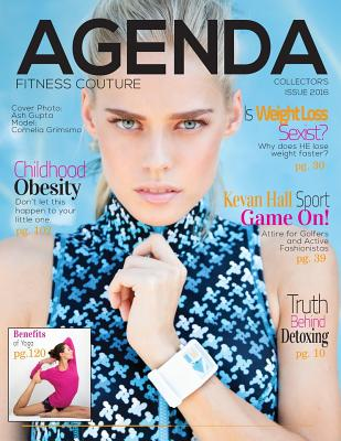 Agenda Magazine: Fitness Couture 2016 - Magazine, Agenda, and Peoples, Eic Kaylene