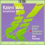 Aho:Symphonies 5 &  7
