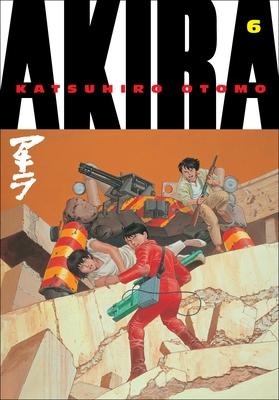 Akira, Volume 6 - Otomo, Katsuhiro