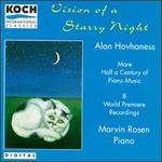 Alan Hovhaness: Vision of a Starry Night