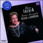 Albéniz: Iberia; Navarra; Suite Española