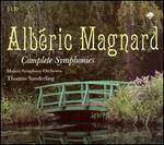 Alb�ric Magnard: Complete Symphonies - Christiane Brommann (oboe); Per Svenson (trombone); Malm� Symphony Orchestra; Thomas Sanderling (conductor)