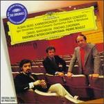 Alban Berg: Chamber Concerto; Igor Stravinsky: Ebony Concerto; Dumbarton Oaks; 8 Miniatures