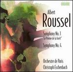"""Albert Roussel: Symphonies Nos. 1 """"Le Poème de la forêt"""" & 4"""