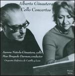 Alberto Ginastera: Cello Concertos