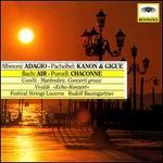 Albinoni: Adagio; Pachelbel: Kanon & Gigue; Bach: Air; Purcell: Chaconne