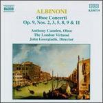 Albinoni: Oboe Concerti, Op. 9
