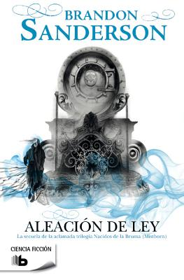 Aleacion de Ley - Sanderson, Brandon
