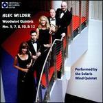 Alec Wilder: Woodwind Quintets Nos. 5, 7, 8, 10 & 12
