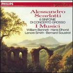 Alessandro Scarlatti: 6 Sinfonie di Concerto Grosso