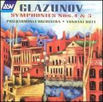 Alexander Glazunov: Symphonies Nos. 4 & 5