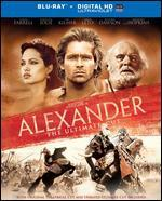 Alexander: The Ultimate Cut [2 Discs] [With Book] [Includes Digital Copy] [UltraViolet] [Blu-ray] - Oliver Stone