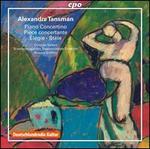 Alexandre Tansman: Piano Concertino; Piece concertante; Elegie