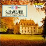 Alexis-Emmanuel Chabrier: Complete Piano Music