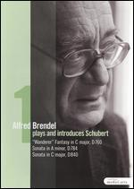 """Alfred Brendel: Plays and Introduces Schubert, Vol. 1: """"Wanderer"""" Fantasy/Sonatas D784 & D840"""