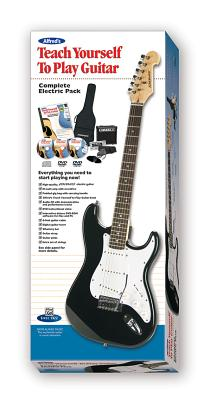 Alfred's Teach Yourself to Play Guitar Complete Electric Pack: Everything You Need to Start Playing Now!, Starter Pack - Manus, Morty, and Manus, Ron