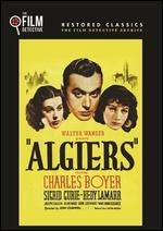 Algiers [The Film Detective Restored Version]
