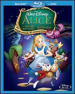 Alice in Wonderland: 60th Anniversary Edition [French] [Blu-ray]
