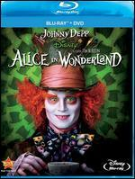 Alice in Wonderland [Blu-ray/DVD] [2 Discs]