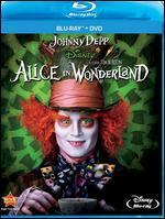 Alice in Wonderland [Blu-ray/DVD] [2 Discs]