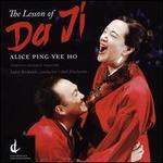 Alice Ping Yee Ho: The Lesson of Da Ji