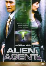 Alien Agent - Jesse Johnson