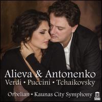 Alieva & Antonenko - Aleksandrs Antonenko (tenor); Dinara Alieva (soprano); Kaunas State Choir of Lithuania (choir, chorus);...