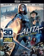 Alita: Battle Angel [Includes Digital Copy] [3D] [Blu-ray]