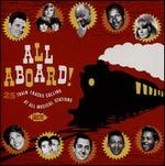 All Aboard! 25 Train Tracks Calling at All Musical Stations