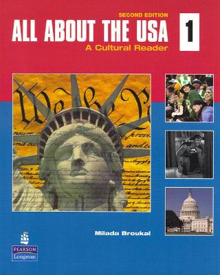 All About the USA 1: A Cultural Reader - Broukal, Milada