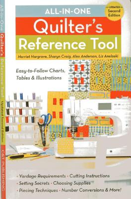 All-In-One Quilter's Reference Tool: Updated - Hargrave, Harriet, and Anderson, Alex, and Craig, Sharyn