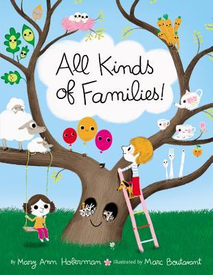 All Kinds of Families! - Hoberman, Mary Ann