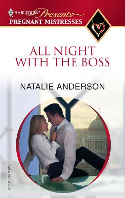 All Night with the Boss - Anderson, Natalie