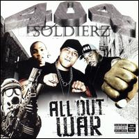 All Out War - 404 Soldiers