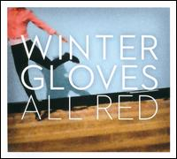 All Red - Winter Gloves