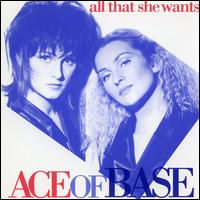 All That She Wants [US CD Single] - Ace of Base