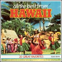 All the Best from Hawaii, Vol. 2 - Various Artists