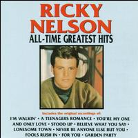 All-Time Greatest Hits [Curb] - Rick Nelson