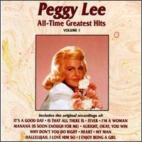 All-Time Greatest Hits - Peggy Lee