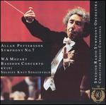 Allan Pettersson: Symphony No. 7; Mozart: Bassoon Concerto, KV191