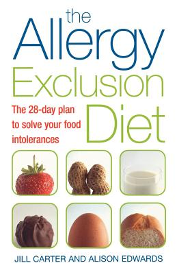 Allergy Exclusion Diet - Carter, Jill