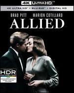 Allied [Includes Digital Copy] [4K Ultra HD Blu-ray/Blu-ray]