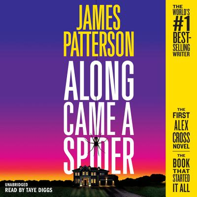 Along Came a Spider - Patterson, James, and White, Alton Fitzgerald (Read by), and Cumpstey, Michael (Read by)