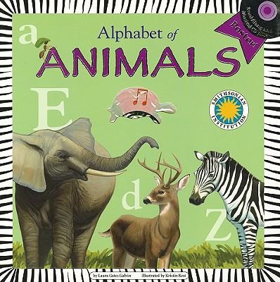Alphabet of Animals - Galvin, Laura Gates
