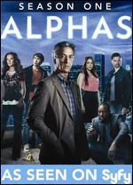 Alphas: Season 01 -