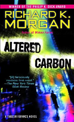 Altered Carbon - Morgan, Richard